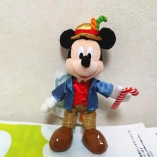 ディズニー(Disney)のディズニーランド 36周年 ミッキー ぬいば(キャラクターグッズ)