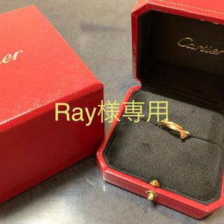 カルティエ(Cartier)のCartier アントルラセリング(リング(指輪))