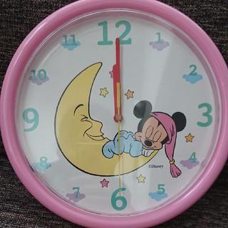 ディズニー(Disney)の壁掛け時計 ディズニー(掛時計/柱時計)
