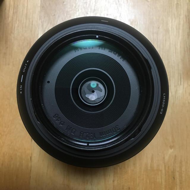 SIGMA(シグマ)のぜん屋様専用 SIGMA Art 30mm F2.8 DN ブラック Eマウント スマホ/家電/カメラのカメラ(レンズ(単焦点))の商品写真