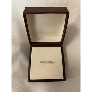 プラチナ ダイヤモンドリング (リング(指輪))