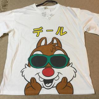 ディズニー(Disney)のディズニー デール ビッグTシャツ M(Tシャツ(半袖/袖なし))