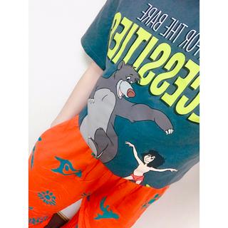 ディズニー(Disney)のDisney ディズニー Tシャツ 半袖 メンズ S(Tシャツ/カットソー(半袖/袖なし))