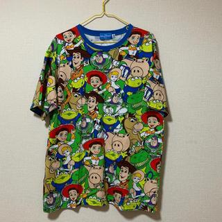 ディズニー(Disney)のディズニー トイストーリー tシャツ mサイズ(Tシャツ(半袖/袖なし))