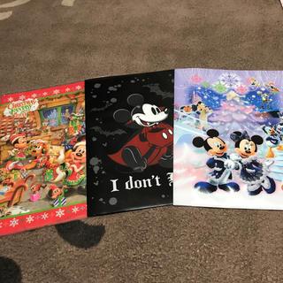 ディズニー(Disney)のディズニーポケットファイル(クリアファイル)