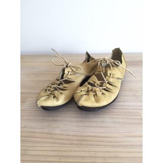 トリッペン(trippen)のTrippenトリッペン/37/23.5-24cm/レザーシューズ/革靴(ローファー/革靴)