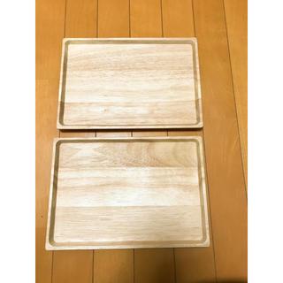 フランフラン(Francfranc)のフランフラン 木製トレイ(テーブル用品)
