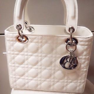 クリスチャンディオール(Christian Dior)のChristian Dior レディディオール ハンドバッグ レディース (ハンドバッグ)