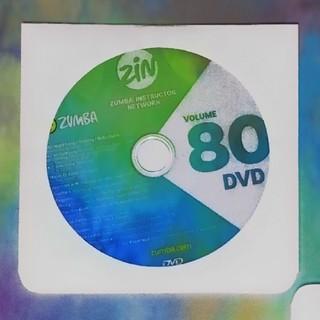 Zumba - 値下げ!ZUMBA ZIN80 DVD匿名発送