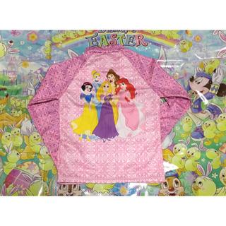 ディズニー(Disney)の[タグ付き ]ディズニー プリンセス ラッシュガード 120cm(水着)