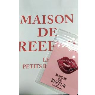 メゾンドリーファー(Maison de Reefur)のメゾンドリーファー リップ ワッペン (その他)