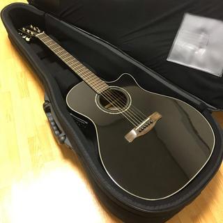 フェンダー(Fender)のFender GA-45SCE BLK YUI使用(アコースティックギター)