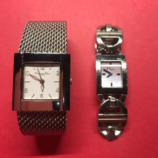 クリスチャンディオール(Christian Dior)のクリスチャンディオール   時計(腕時計)