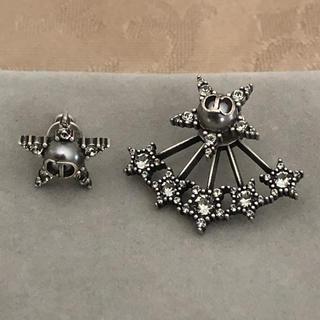 クリスチャンディオール(Christian Dior)のクリスチャンディオールアシメトリー人気ピアス(ピアス)