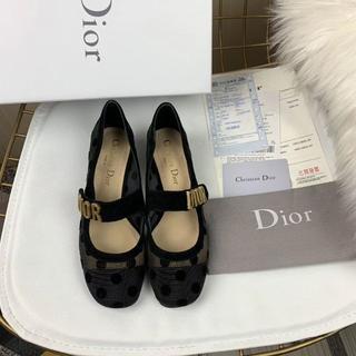 クリスチャンディオール(Christian Dior)のChristian Dior パンプス サンダル(ハイヒール/パンプス)