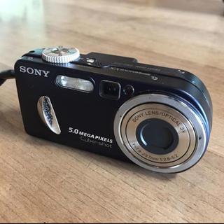 ソニー(SONY)のソニー デジタルカメラ cyber-shot dsc-p10(コンパクトデジタルカメラ)