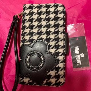 マリークワント(MARY QUANT)のマリークワント☆iPhone7・iPhone8用携帯ケース(iPhoneケース)
