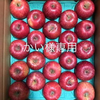 かい様取り置き分☆サンふじ5キロ 23個入り(フルーツ)