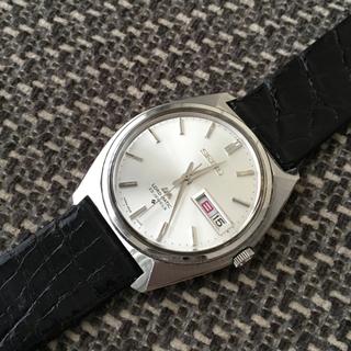 セイコー(SEIKO)のSEIKO LORDMATIC 日付、曜日早送り可(腕時計(アナログ))