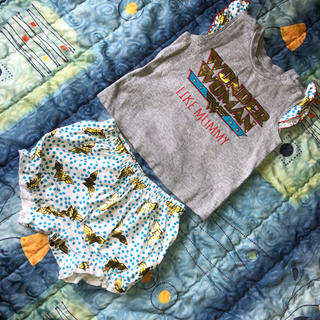 Wonder women セットアップ 75(Tシャツ)