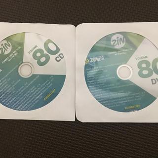 Zumba - ZUMBA CD.DVDセット
