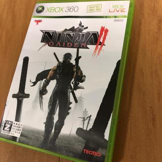 エックスボックス360(Xbox360)のニンジャガイデン2(家庭用ゲームソフト)