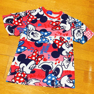 ディズニー(Disney)のミニー ディズニー Tシャツ(Tシャツ(半袖/袖なし))
