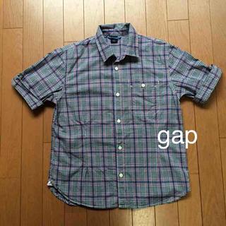 ギャップ(GAP)のGAP 150チェックシャツ(Tシャツ/カットソー)