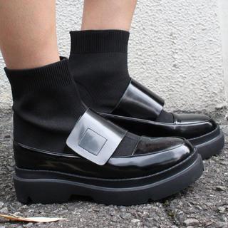 バラク(Barak)のBARAK ソックスローファー(ローファー/革靴)