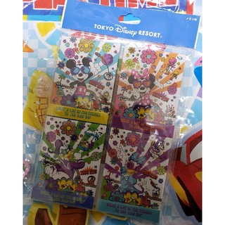 ディズニー(Disney)のディズニー/メモ帳セット(ノート/メモ帳/ふせん)