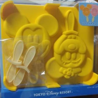 ディズニー(Disney)の★ディズニー シリコンモールド★(調理道具/製菓道具)
