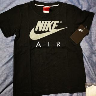 ナイキ(NIKE)のNIKE  キッズ  Tシャツ 120cm  ブラック  黒(Tシャツ/カットソー)