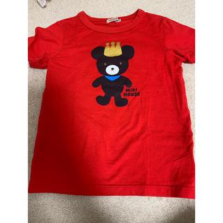ミキハウス(mikihouse)のミキハウス 中古 半袖Tシャツ(Tシャツ/カットソー)
