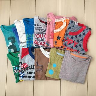 男の子 Tシャツ タンクトップ  80 90 100(Tシャツ)