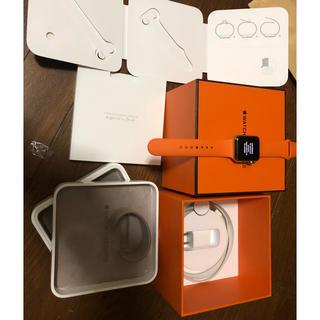 アップルウォッチ(Apple Watch)のApple Watch HERMES series2  38mm(腕時計)