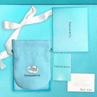 ティファニー(Tiffany & Co.)の未使用 ティファニー  フック&アイ リング8号(リング(指輪))