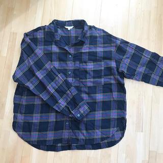 スタディオクリップ(STUDIO CLIP)のスタジオクリップ  チェックシャツ(シャツ/ブラウス(長袖/七分))