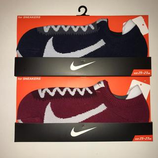 ナイキ(NIKE)のNIKE 靴下 メンズ 25cm〜27cm(ソックス)