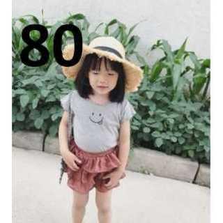 B004_80_レンガ:スカート キュロット ショートパンツ 女の子(パンツ)