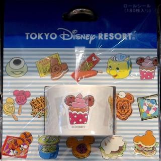 Disney - ディズニー・パークフードシリーズ/ロールシール