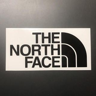 ノースフェイス north face カッティングステッカー(その他)