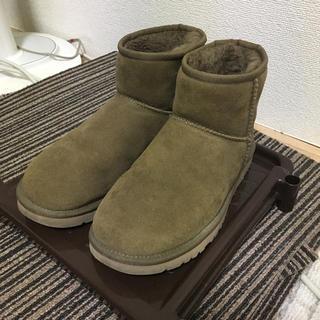 アグ(UGG)の美品♡ムートンブーツ(ブーツ)