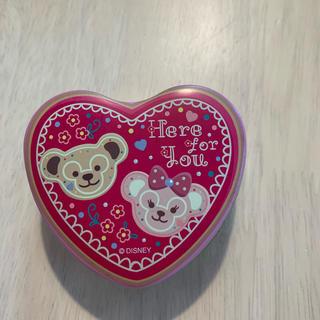 ディズニー(Disney)のスウィートダッフィー ♡ キャンディー缶(小物入れ)