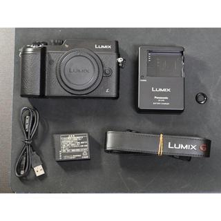 パナソニック(Panasonic)のPanasonic Lumix gx8 ブラック(ミラーレス一眼)