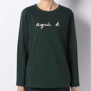アニエスベー(agnes b.)のアニエスベー  ロゴ Tシャツ(Tシャツ(半袖/袖なし))