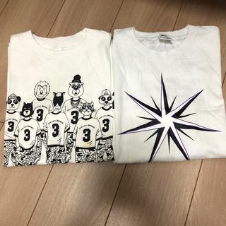 サンダイメジェイソウルブラザーズ(三代目 J Soul Brothers)の3jsbTシャツ 2枚セット(Tシャツ(半袖/袖なし))