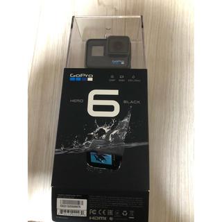 ゴープロ(GoPro)のGoPro hero6 (コンパクトデジタルカメラ)