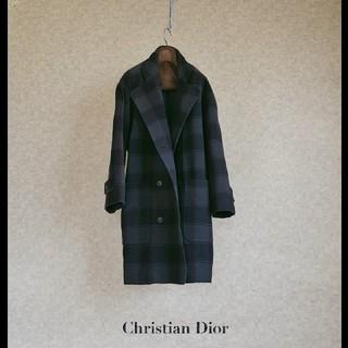 クリスチャンディオール(Christian Dior)の超高級 希少 クリスチャンディオール お洒落ふわゆるコート リラクシングスタイル(その他)