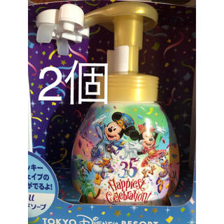 ディズニー(Disney)のミッキーハンドソープ 2個セット(ボディソープ / 石鹸)