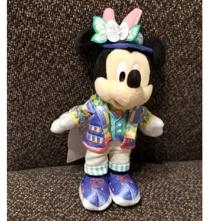 ディズニー(Disney)のディズニーシー ミッキー ぬいぐるみバッジ(その他)